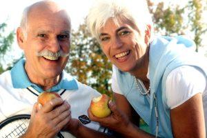 Seniorpaar